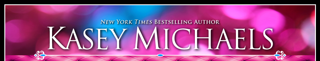 New York Times Bestselling Author Kasey Michaels