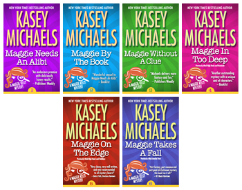 Maggie Kelly Mystery Series